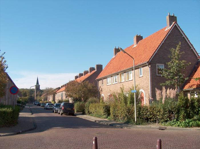 dutch, holland, photo, foto, torenstraat, Middenmeer, Jaap Bosman, herfst